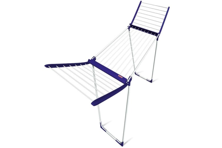 LEIFHEIT PEGASUS COMPACT AIRER/DRYER 160 DURABLE LAUNDRY DRYER RACK 81701