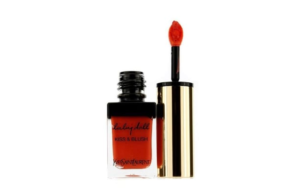 Yves Saint Laurent Baby Doll Kiss & Blush - # 04 Orange Fougueux 10ml/0.33oz