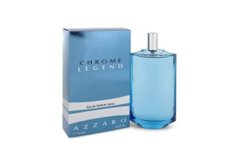 Azzaro Chrome Legend 125ml EDT (M) SP