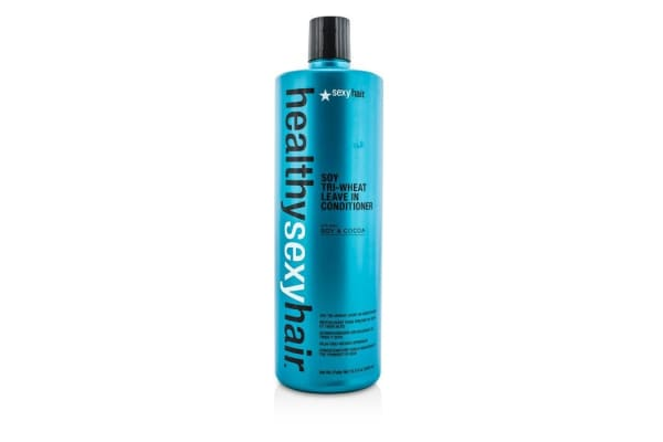 Sexy Hair Concepts Healthy Sexy Hair Soy Tri-Wheat Leave In Conditioner (1000ml/33.8oz)