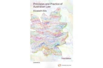 Principles & Practice of Australian Law
