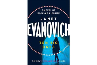 Ten Big Ones - A witty crime adventure filled with high-stakes suspense