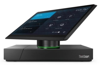 "Lenovo ThinkSmart HUB 500 29.5 cm (11.6"") 1920 x 1080 pixels Touchscreen 7th gen"