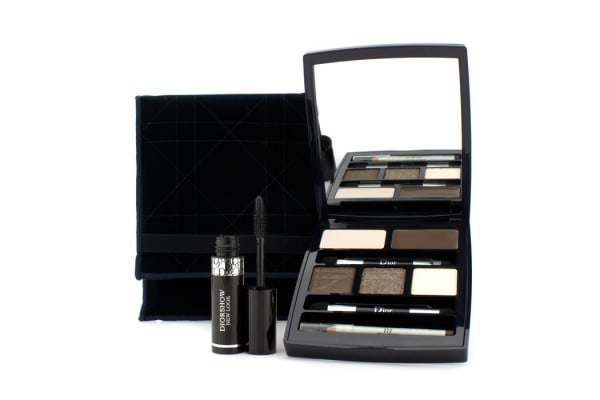 Christian Dior Dior Celebration Collection Makeup Palette For The Eyes: 2x Eyeshadow, 1x Glow, 1x Serum  Primer... (-)