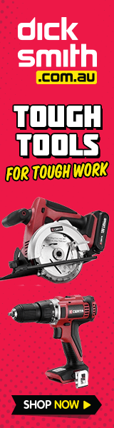 Dick Smith - Certa Power Tools