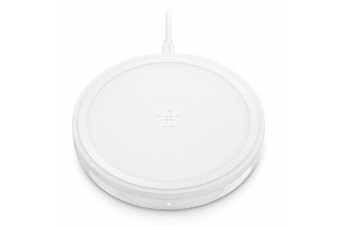 Belkin Boost Up Wireless Charging Pad/Mat 10W Qi Charger f/ iPhone X/8 8+ White