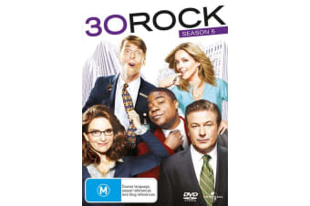 30 Rock Season 5 DVD Region 4