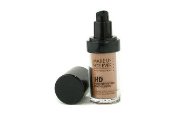 Make Up For Ever High Definition Foundation - #173 (Amber) (30ml/1.01oz)
