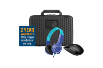 NZSTEM BYOD Accessory Bundle - Primary & Intermediate - Hard Shell Sleeve with Shoulder Strap for