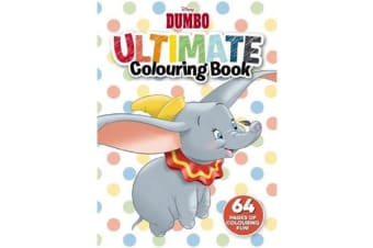 Disney - Dumbo Ultimate Colouring Book