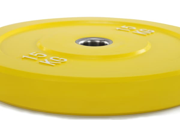 Fortis Bumper Weight Plate (15KG)