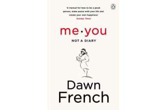 Me. You. Not a Diary - The No.1 Sunday Times Bestseller