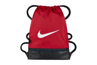 Nike Brasilia Training Gymsack (Red/White)