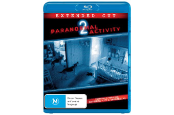 Paranormal Activity 2 Extended Cut Blu-ray Region B