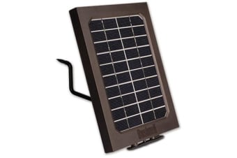Bushnell Trophy Cam Hd Aggressor Solar Panel