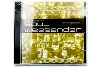 ULTIMATE EIGHTIES SOUL WEEKENDER V/A CAST RECORDING I MUSIC CD NEW SEALED