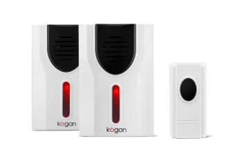 Kogan Wireless Digital Doorbell Set