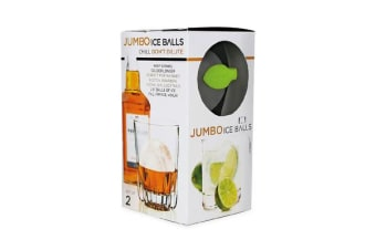 Prepara Jumbo Ice Ball 2pc Set