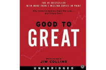 Good to Great - Why Some Companies Make the Leap...and Other's Don't