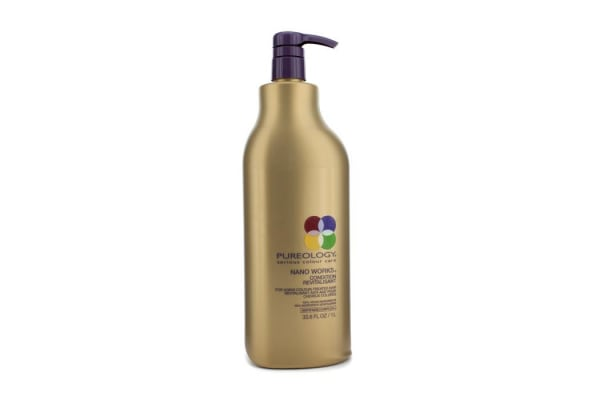 Pureology Nano Works Condition (For Aging Colour-Treated Hair) (1000ml/33.8oz)