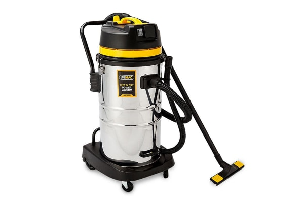 NEW UNIMAC 60L Wet and Dry Vacuum Cleaner Bagless Industrial Grade Drywall Vac