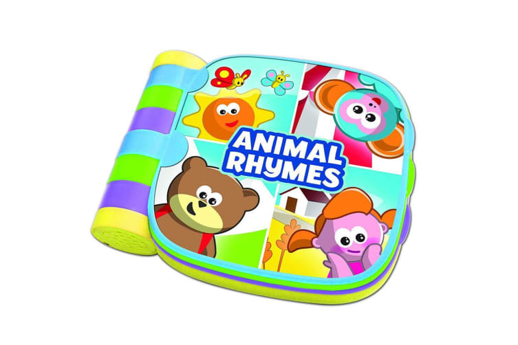 Infinifun Animal Nursery Rhymes Book