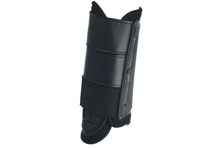 Hy Armoured Guard Event Plus Front Boots (Black) (M)
