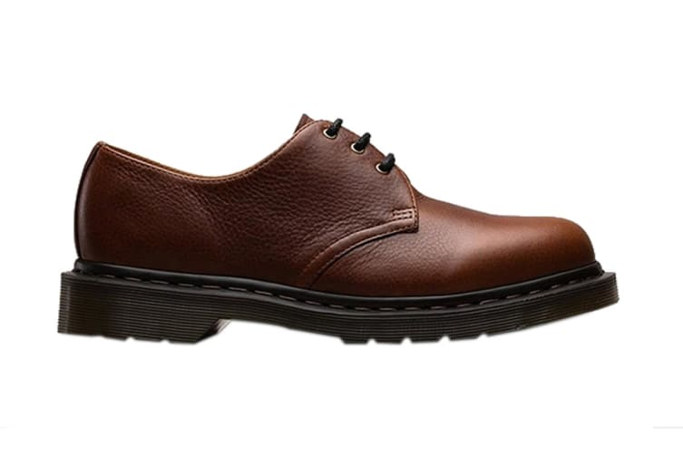 Dr. Martens 1461 Harvest Shoe (Tan, Size UK 10)