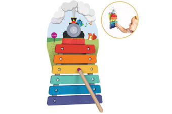 Vertiplay Musical Rail Track Xylophone - Toy