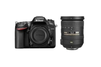 Nikon D7200 DSLR Camera with 18-200mm AF-S VR II Lens