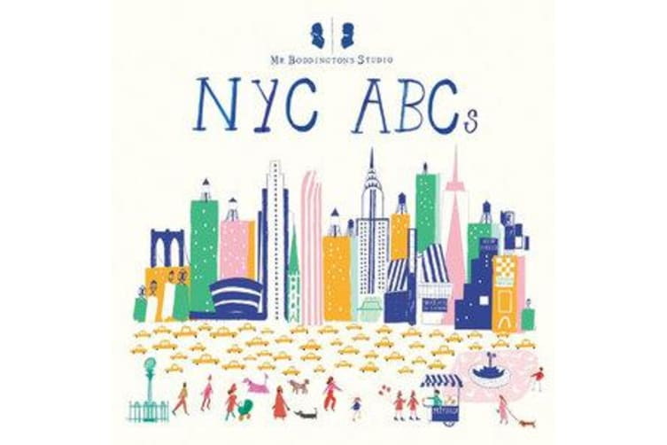 Mr. Boddington's Studio - NYC ABCs