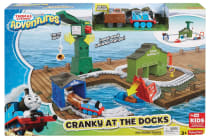 Thomas & Friends Adventures Cranky at the Docks