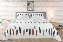 Ovela Seronda Cotton Quilt Cover Set