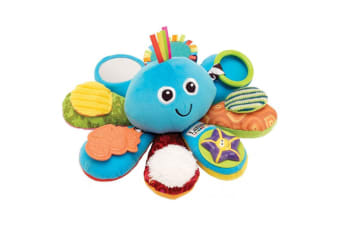 Lamaze Octivity Time Baby/Infant Large Plush Interactive Toy Play/Learn Octopus