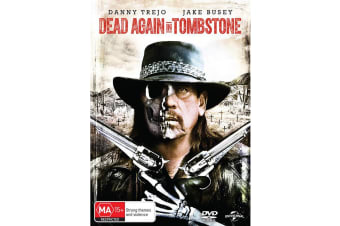 Dead Again in Tombstone DVD Region 4
