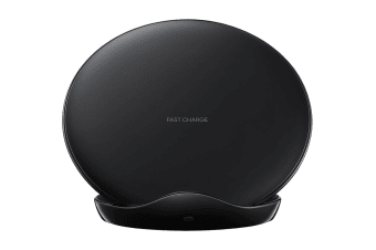Samsung Fast Charge Wireless Charging Stand 2018 (Black) - EP-N5100