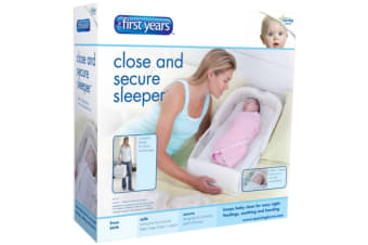 Close and Secure Sleeper by The First Years