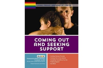 Living Proud! Coming Out and Seeking Support