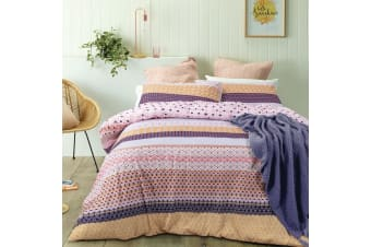 Senna Multi Quilt Cover Set by Big Sleep