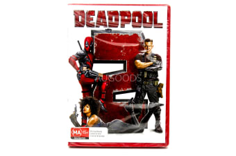 Deadpool 2 - Rare- Aus Stock DVD NEW