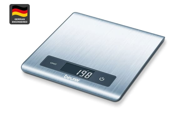 Beurer Digital Stainless Steel Kitchen Scale (KS51)