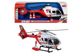 Dickie Toys 64cm Rescue Helicopter