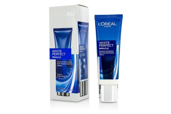 L'Oreal White Perfect Miracle Double Whitening Skin-Transforming Cream (50ml/1.69oz)