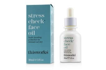 This Works Stress Check Face Oil 30ml/1oz