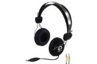 Shintaro Stereo Headset with Inline Microphone