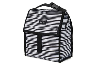 Packit Freezable Lunch Bag Wobbly Stripes