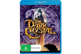 The Dark Crystal Blu-ray Region B
