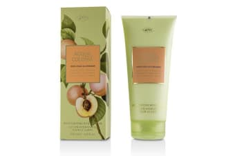 4711 Acqua Colonia White Peach & Coriander Moisturizing Body Lotion 200ml