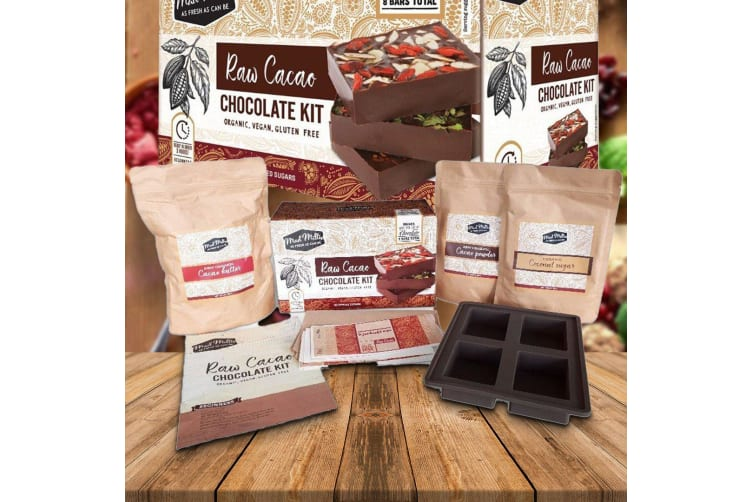Mad Millie Make Your Own DIY Dark Chocolate Kit
