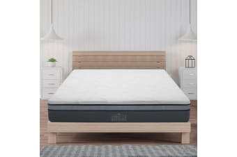 Giselle Bedding Memory Foam Mattress Queen Size Bed Cool Gel Non Spring